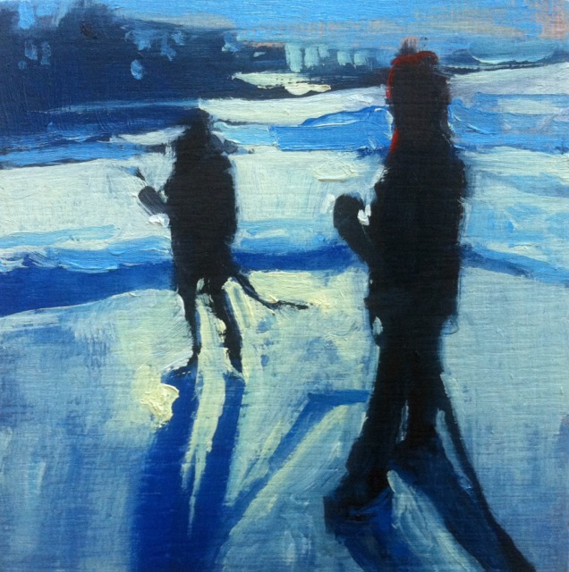 Pond Hockey, Players