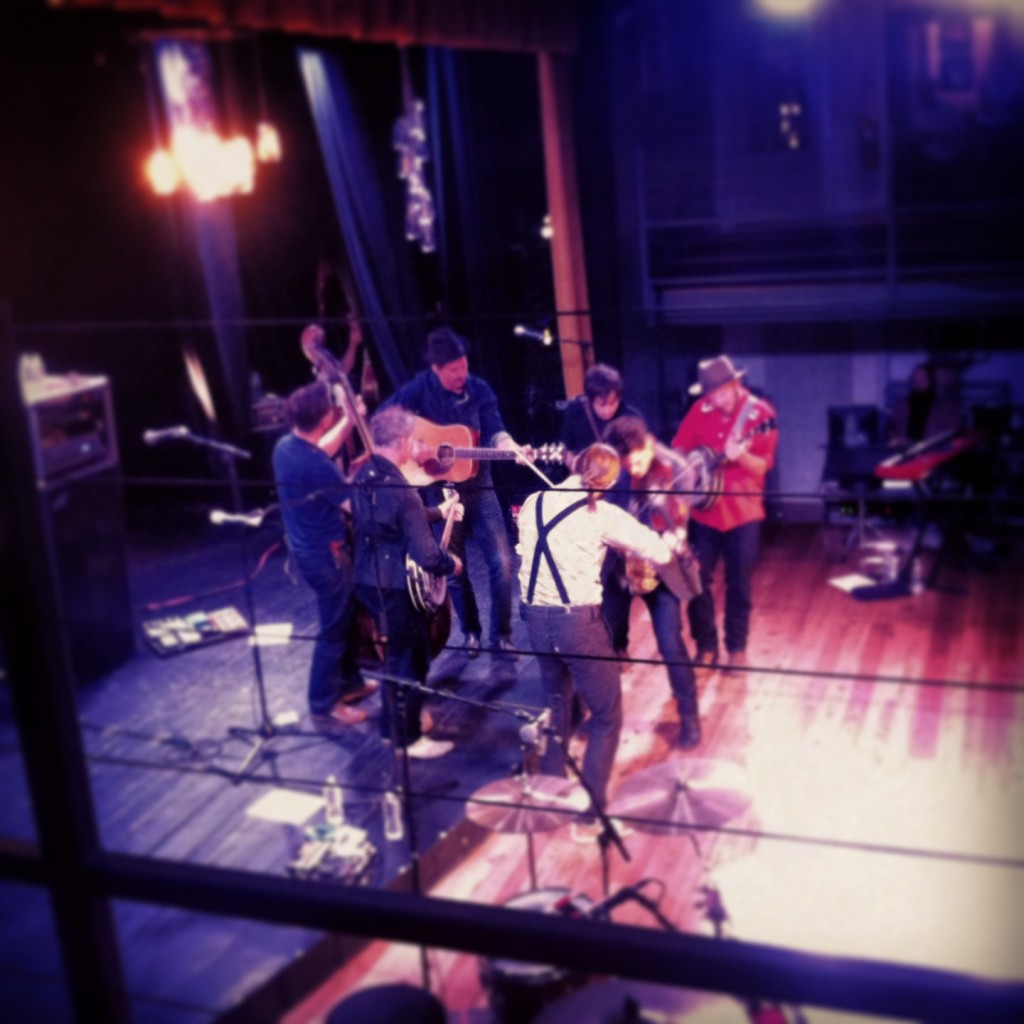 Old Crow Medicine Show at the Boothbay Opera House