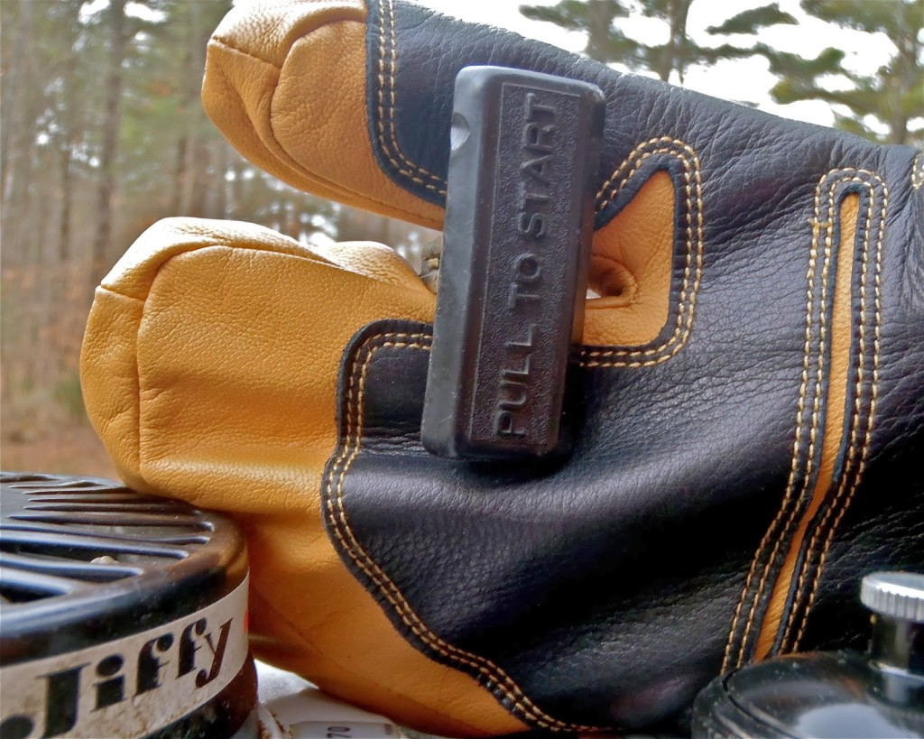 Yellowknife Trigger Mitts