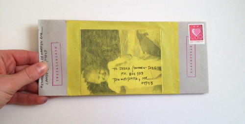 Mail Art by Margaret Rizzio2